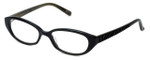 Cinzia Designer Eyeglasses CBR1 C1 in Black 51mm :: Progressive