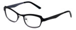 Cinzia Designer Eyeglasses Hey Doll C3 in Black Purple 46mm :: Progressive
