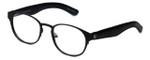 Cinzia Designer Eyeglasses The Innovator C1 in Black 49mm :: Progressive
