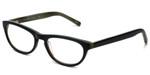 Cinzia Designer Eyeglasses Libertine C1 in Black 50mm :: Rx Bi Focal