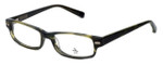 Original Penguin Designer Eyeglasses The Clemens in Olive 52mm :: Custom Left & Right Lens
