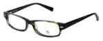 Original Penguin Designer Eyeglasses The Clemens in Olive 52mm :: Custom Left & Right Lens