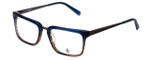 Original Penguin Designer Eyeglasses The Stanford in Mazarine 55mm :: Custom Left & Right Lens
