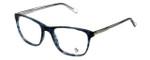 Original Penguin Designer Eyeglasses The Anderson in Navy 52mm :: Progressive