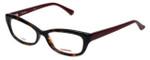 Carrera Designer Eyeglasses CA5536-MT2 in Havana Burgundy 51mm :: Rx Single Vision