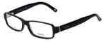 Carrera Designer Eyeglasses CA6179-OF7 in Black 54mm :: Rx Single Vision