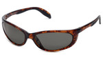 Ono's™™ Polarized Sunglasses: Breton in Tortoise & Grey