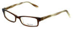 Vera Wang Designer Eyeglasses V051 in Sun-Suede 49mm :: Rx Single Vision
