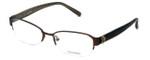 Vera Wang Designer Eyeglasses V078 in Brown 52mm :: Rx Bi-Focal