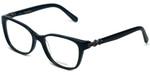 Vera Wang Designer Reading Glasses V359 in Black 51mm