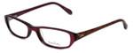 Lilly Pulitzer Designer Eyeglasses Ricci in Berry 50mm :: Custom Left & Right Lens