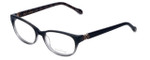 Lilly Pulitzer Designer Eyeglasses Sloane in Black 52mm :: Custom Left & Right Lens