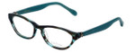 Lilly Pulitzer Designer Eyeglasses Duffy in Tortoise 51mm :: Rx Single Vision