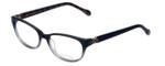 Lilly Pulitzer Designer Eyeglasses Sloane in Black 52mm :: Rx Single Vision
