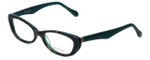 Lilly Pulitzer Designer Eyeglasses Tavi in Tortoise 49mm :: Rx Single Vision