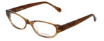 Lilly Pulitzer Designer Eyeglasses Winnie in Brown 51mm :: Rx Single Vision