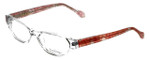 Lilly Pulitzer Designer Eyeglasses Winnie in Crystal  51mm :: Rx Single Vision