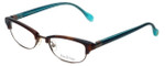 Lilly Pulitzer Designer Eyeglasses Franco in Havana 49mm :: Rx Bi-Focal