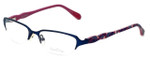 Lilly Pulitzer Designer Eyeglasses Jade in Navy 50mm :: Rx Bi-Focal