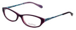 Lilly Pulitzer Designer Reading Glasses Avaline in Plum 53mm