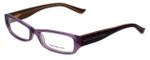 Marc Jacobs Designer Eyeglasses MMJ471-0QI7 in Purple 51mm :: Custom Left & Right Lens