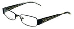 Marc Jacobs Designer Eyeglasses MMJ484-0YLH in Black 52mm :: Custom Left & Right Lens