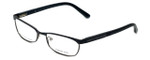 Marc Jacobs Designer Eyeglasses MMJ552-083E in Matte-Black 54mm :: Custom Left & Right Lens