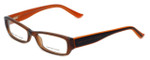 Marc Jacobs Designer Eyeglasses MMJ471-0QI4 in Brown-Orange  51mm :: Rx Single Vision