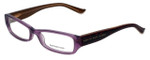Marc Jacobs Designer Eyeglasses MMJ471-0QI7 in Purple 51mm :: Rx Single Vision