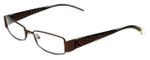 Marc Jacobs Designer Eyeglasses MMJ484-0YLG in Brown 52mm :: Rx Single Vision