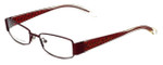 Marc Jacobs Designer Eyeglasses MMJ484-0YLF in Wine  52mm :: Progressive