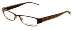 Marc Jacobs Designer Eyeglasses MMJ555-0MBZ in Brown 50mm :: Progressive