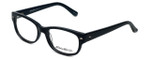 Eddie-Bauer Designer Eyeglasses EB8212 in Black 51mm :: Rx Single Vision