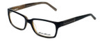 Eddie-Bauer Designer Eyeglasses EB8302 in Black-Marble 53mm :: Rx Single Vision