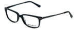 Eddie-Bauer Designer Eyeglasses EB8381 in Black 52mm :: Rx Single Vision