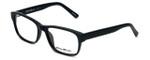 Eddie-Bauer Designer Eyeglasses EB8607 in Black 55mm :: Rx Bi-Focal