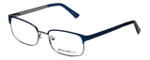 Eddie-Bauer Designer Reading Glasses EB8237 in Navy 51mm