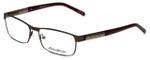 Eddie-Bauer Designer Reading Glasses EB8374 in Brown 56mm