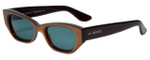 Gucci Designer Sunglasses 2418 in Bronze-Black