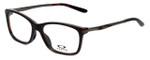 Oakley Designer Eyeglasses Nine To Five OX1127-0552 in Brown Tortoise 52mm :: Custom Left & Right Lens