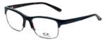 Oakley Designer Eyeglasses Allegation OX1090-0252 in Blue Tortoise 52mm :: Rx Single Vision