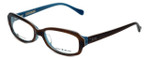 Lucky Brand Designer Eyeglasses Savannah in Brown 55mm :: Rx Single Vision