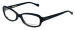Lucky Brand Designer Eyeglasses Savannah in Black 55mm :: Progressive