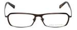 John Varvatos Designer Eyeglasses V136 in Brown 55mm :: Custom Left & Right Lens
