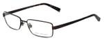 John Varvatos Designer Eyeglasses V134 in Brown 54mm :: Progressive
