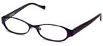 Lucky Brand Designer Eyeglasses Mckenzie in Violet 52mm :: Rx Single Vision