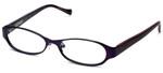 Lucky Brand Designer Eyeglasses Mckenzie in Violet 52mm :: Rx Bi-Focal