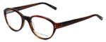 Jones New York Designer Eyeglasses J752 in Brown 49mm :: Custom Left & Right Lens