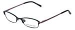 Jones New York Designer Eyeglasses J468 in Black 50mm :: Rx Single Vision