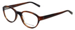 Jones New York Designer Eyeglasses J752 in Brown 49mm :: Rx Bi-Focal